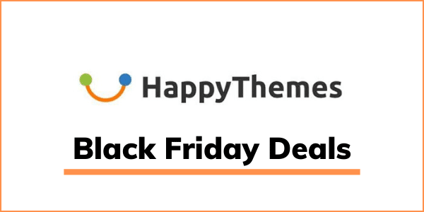 HappyThemes Black Friday 2020 [75% OFF Coupon & Discount]