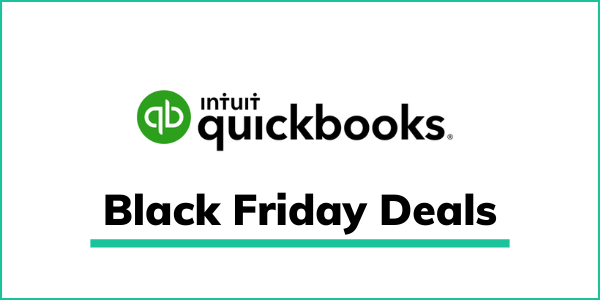 Quickbooks Black Friday 2021 Deals: Get up to 50% OFF Discount