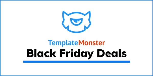 Template Monster Black Friday 2021 Deals: GET UP TO 70% DISCOUNT
